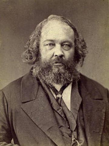 Mijail Bakunin 1814-1876