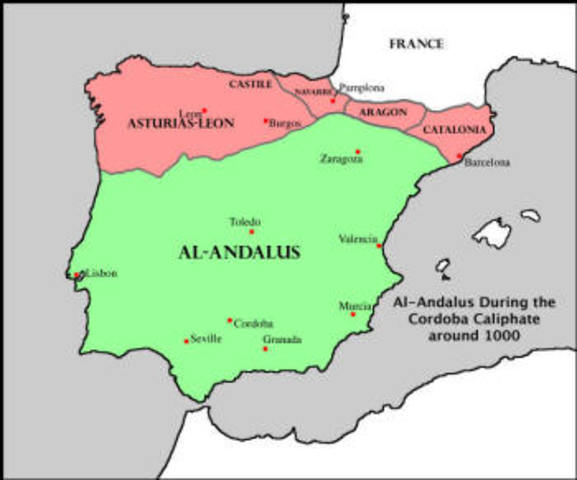 Umayyad Rises again in Spain