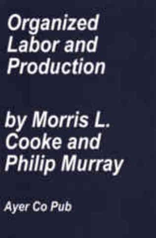 Publica sobre la mano de obra organizada y produccion.
