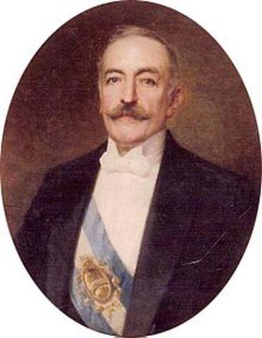 Sáenz Peña- Victorino de la Plaza