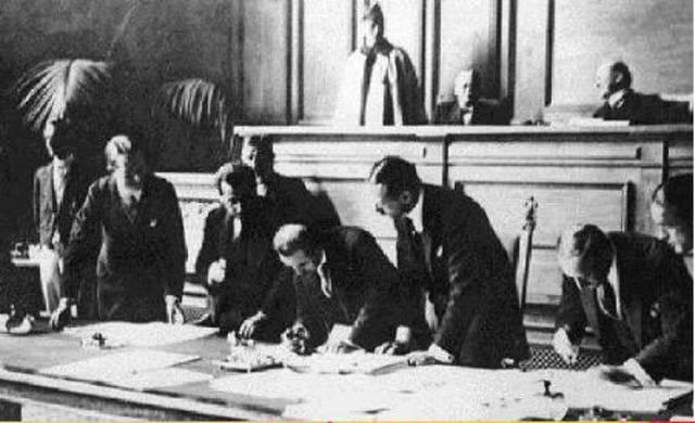 Treaty of Lausane