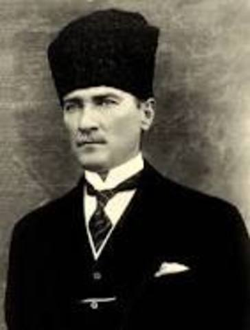 First President of Turkey