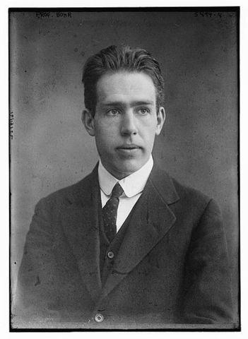 Niels Bohr- (1885- 1962)