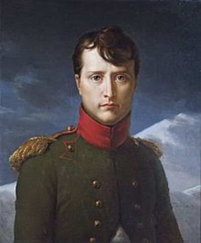 Napoleón Bonaparte
