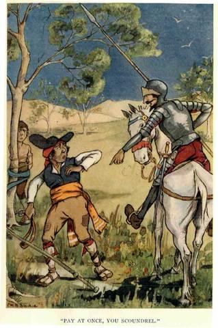 14 Mayo 1605 La Aventura con Andrés y Los Mercaderes Toledanos