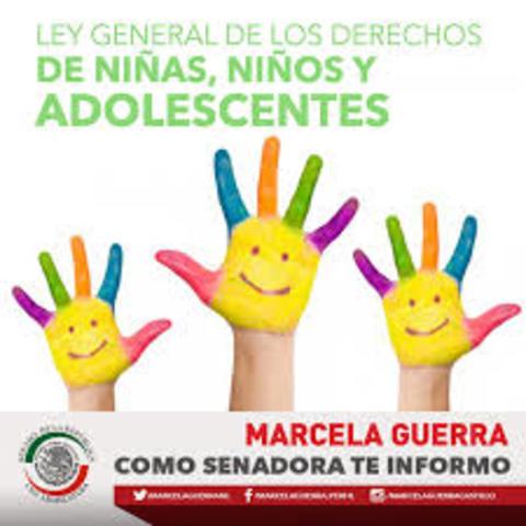 Ley General de Derechos de Niños, Niñas y Adolescentes. Derecho Social