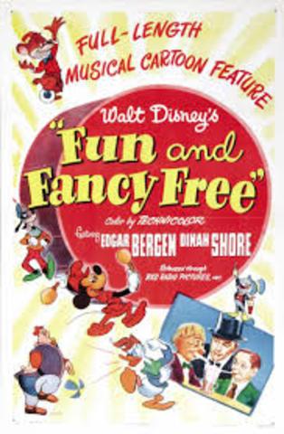 Las aventuras de Bongo,Mickey y las judias magicas