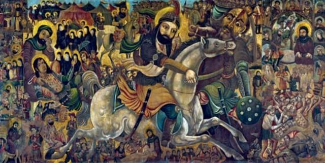 Battle of Karbala - Death Of Husayn Ibn Ali And Abbas Ibn Ali