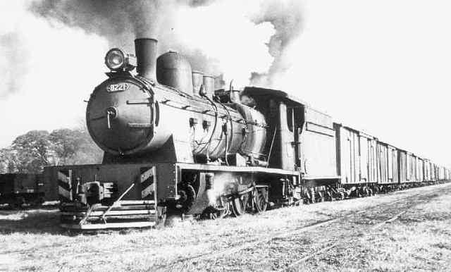 Ley General de Ferrocarriles