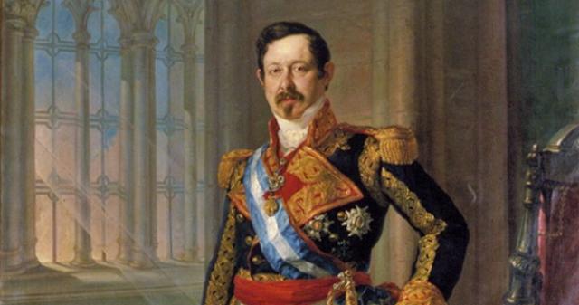 Pronunciamiento del General Narváez