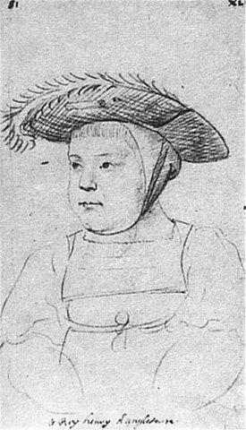 Henry VIII was born