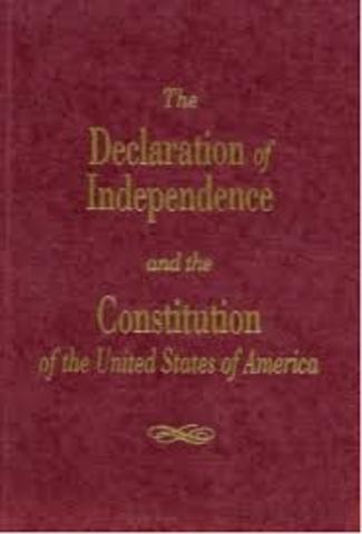 CONSTITUCIÓN DE EE.UU