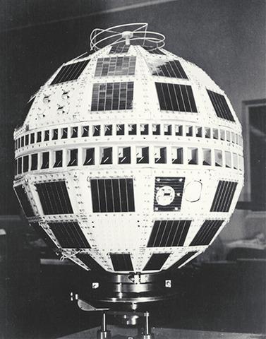 AT&T Satélite Telstar I