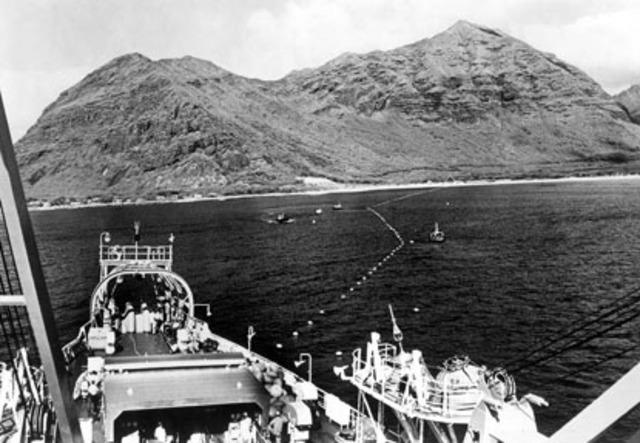 AT&T Primeiro Cabo submarino