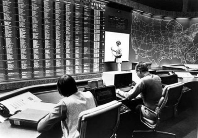 AT&T e o seu primeiro NOC
