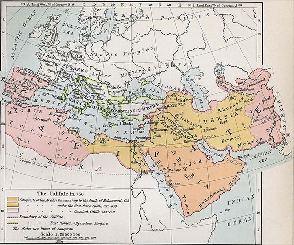The End Of Umayyad Dynasty - Marwan II