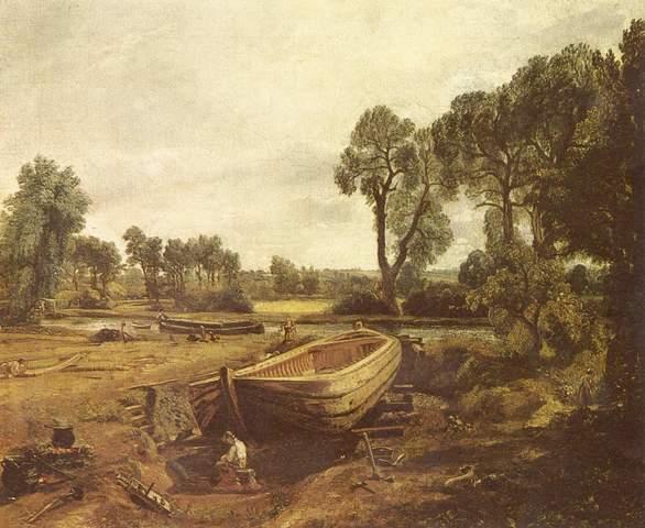John Constable ( b.1776-d.1837 )