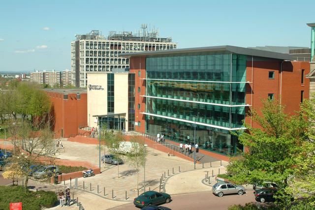2003 Step 4 University - Wolverhampton