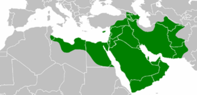 The Muslims Expand into the Persian Empire