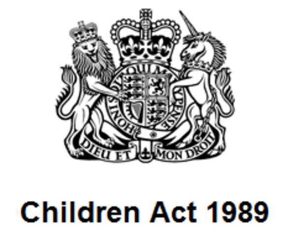 1989 The Children Act