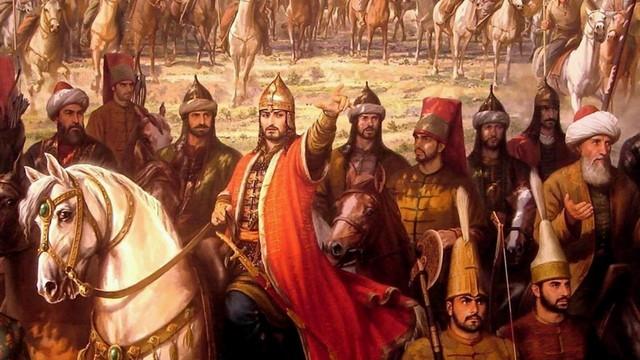 Ali ibn Abi Talib Takes Revenge on the Rebellions