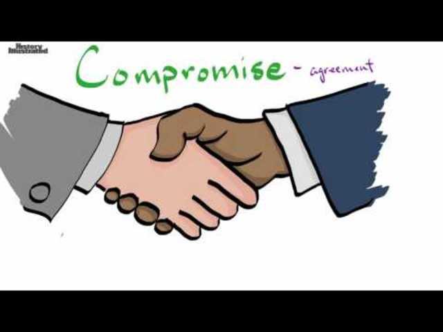 Amr ibn al- Establishes a Comprimise