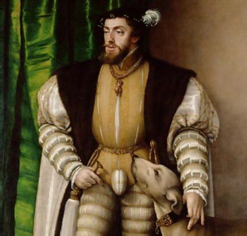 El Imperio de Carlos V: Conflictos internos