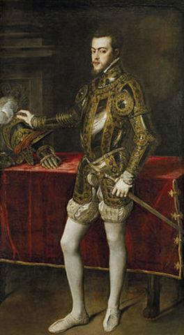 La monarquía hispánica de Felipe II