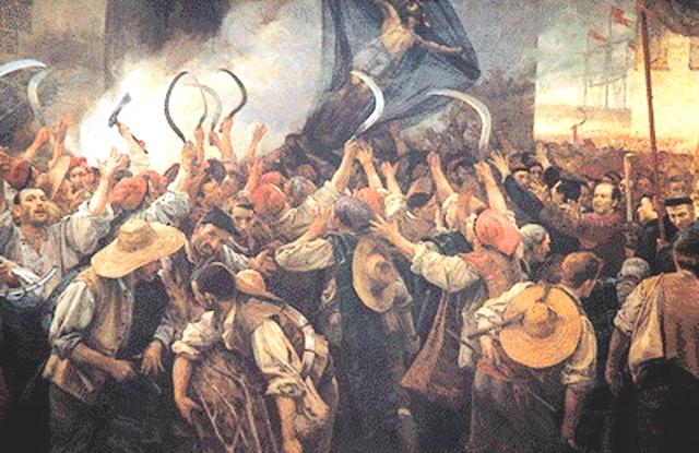 La crisis de 1640