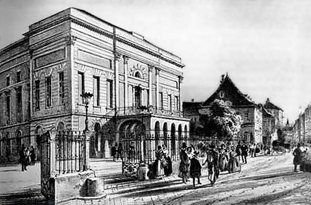 1834-ben mutatkozott be Pesten először, alig egy évvel később le is telepedett itt.