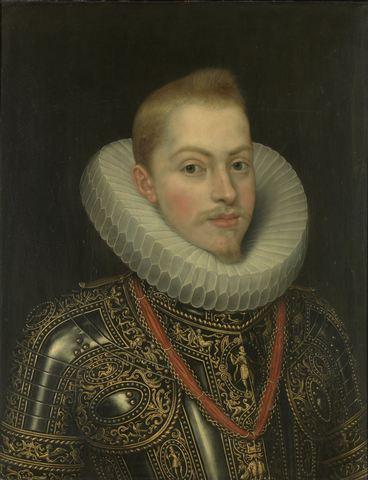 Inicio del reinado de Felipe III