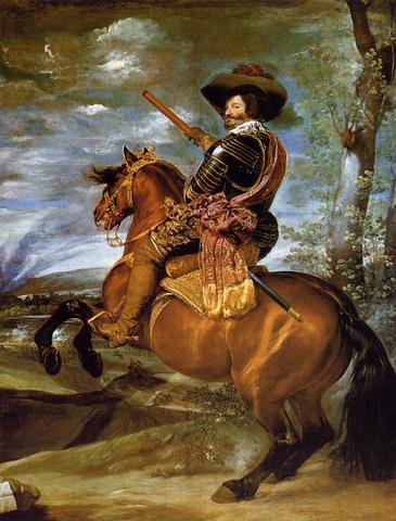 Inicio del reinado de Felipe IV