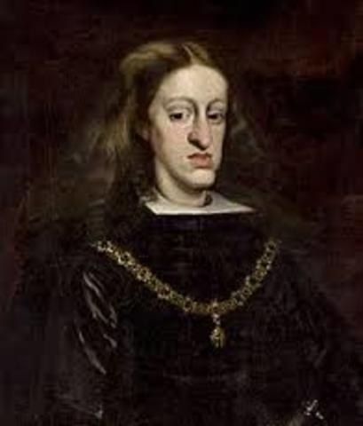 Inicio del reinado de Carlos II El Hechizado