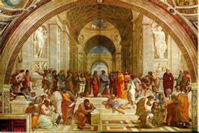 The High Renaissance - Leonardo, Bramante, & Early Michelangelo