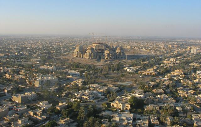 Baghdad becomes one of the biggest cities in the world