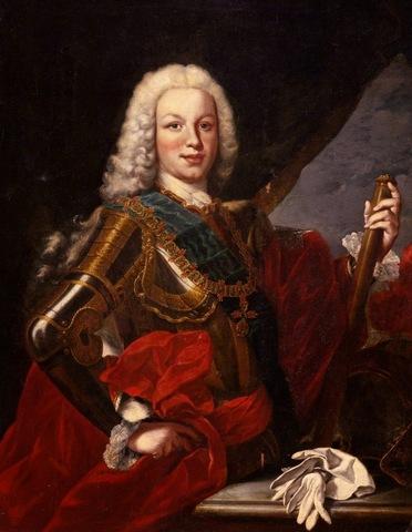 Comienzo del reinado de Fernando VI