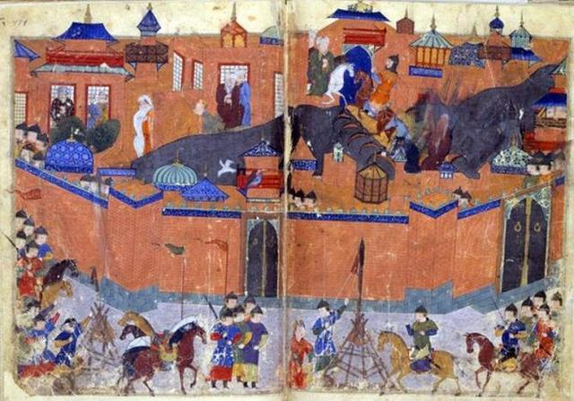 Mongol Invasion - The Fall of Bayt Al Hikma (House Of Wisdom)