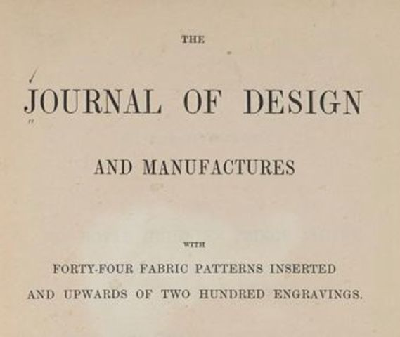 Journal of Design and Manufacturers