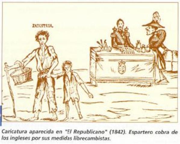 Regencia de Espartero