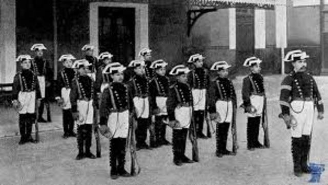 Creación de la Guardia Civil