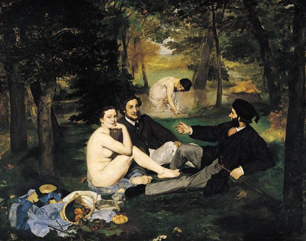 Impressionism (Le déjeuner sur l'herbe)