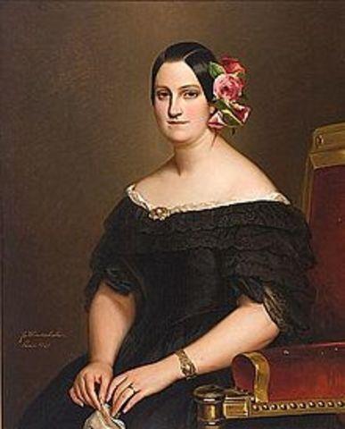 Caída de María Cristina