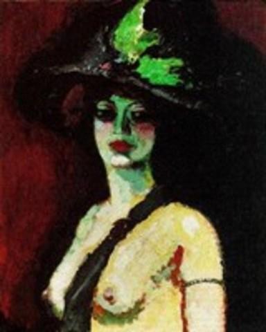 Fauvist Painters (Kees van Dongen)
