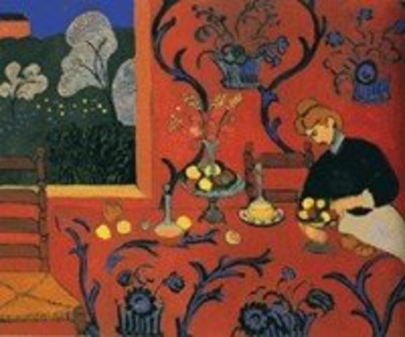 Fauvist Painters (Henri Matisse)