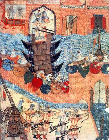 Mogol versus Abbasids