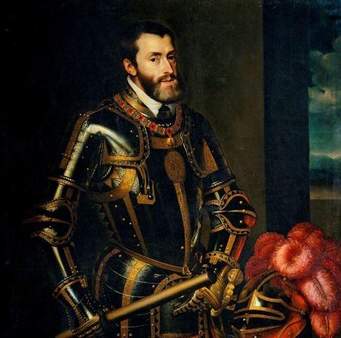Carlos I llamado también El César