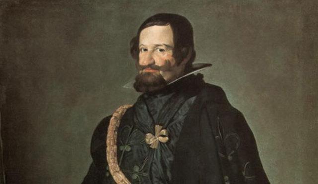 Memorial de 1624 del Conde-Duque de Olivares
