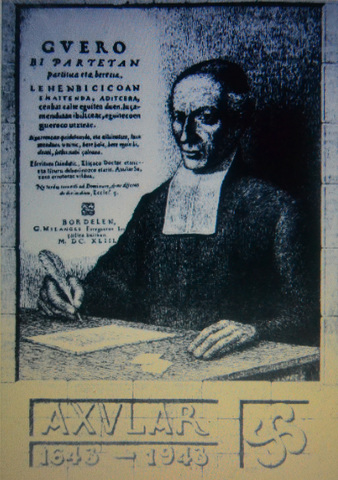 Pedro Agerre Azpilikueta (Axular)