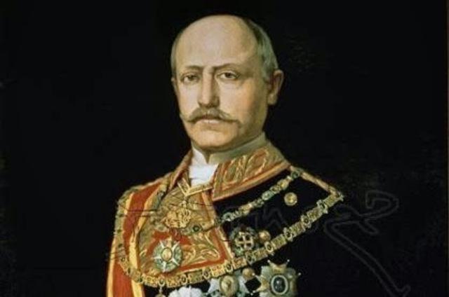 """""""República del 74"""" (o república de orden) presidida por Serrano"""