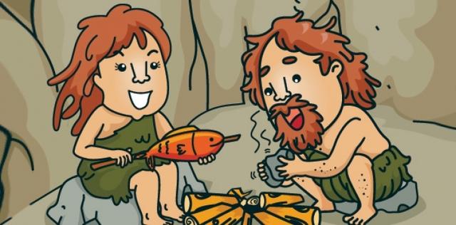 Alimentación prehistorica